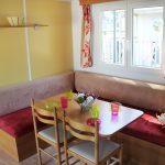 Location de mobil-home Baliste 3 chambres à Guérande : salon